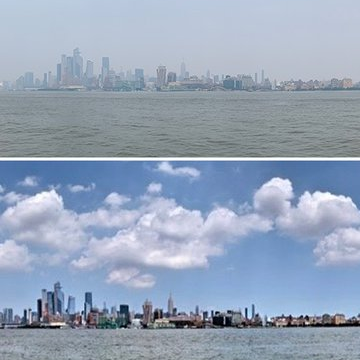 Wildfire Haze From Out West Could Be Worse Than Many New Yorkers Realize