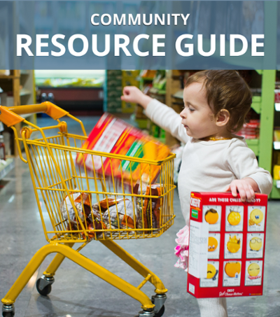 Access to community resource guide